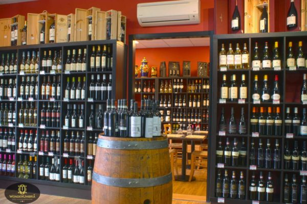 WonderUmbria Enoteca Wine Bar
